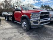 "2019 Dodge 5500 Vulcan 19'6"" Red"