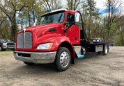 """2020 Kenworth T270 with 21'6"""" LCG bed"""