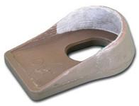 Dalric heel extension foal shoe