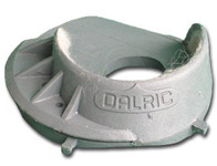 Dalric lateral / medial extension foal shoe