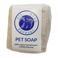 Organic Pet Soap / Shampoo Bar