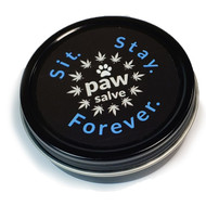 Organic Paw Salve for Dog & Cats 2 oz.