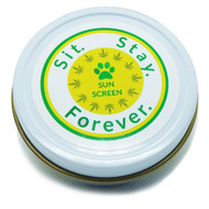 Organic Sun Screen for Dogs and Cats   2 oz.