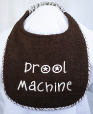 Drool Machine Dog Drool Bib Special Order