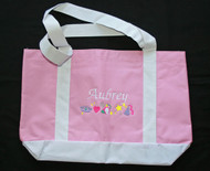 Pretty Princess Tote Bag