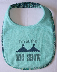 Big Show Drool Bib