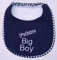 Future Big Boy Puppy Drool Bib