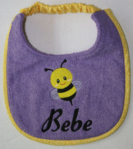 Custom Personalized Puppy Drool Bib