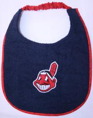 Cleveland Indians Drool bib