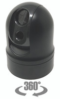 ATAC 362º (Day/Night/Thermal) PTZ Multi-Sensor Mobile Camera System