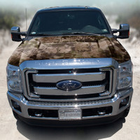 KRYPTEK® Camo Hood Accent Wrap