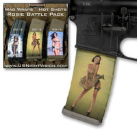 Mag Wraps® Hot Shots® -  Rosie Battle Pack