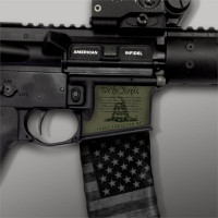 Don't Tread On Me OD Green