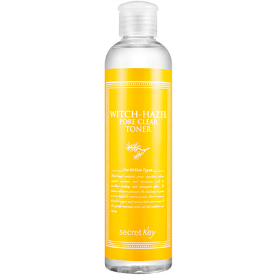 Secret Key Witch Hazel Pore Clear Toner Beautysesh