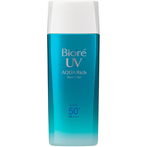 BIORE UV Aqua Rich Watery Gel SPF50+/PA++++ (2017)