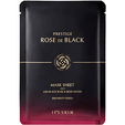 IT'S SKIN Prestige Rose De Black Mask Sheet