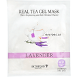 SKINFOOD Real Tea Gel Mask Lavender