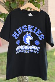 Husky Cheer Short Sleeve- Black