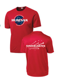 2019-2020 Kindergarten Class Shirt (Dry Fit)