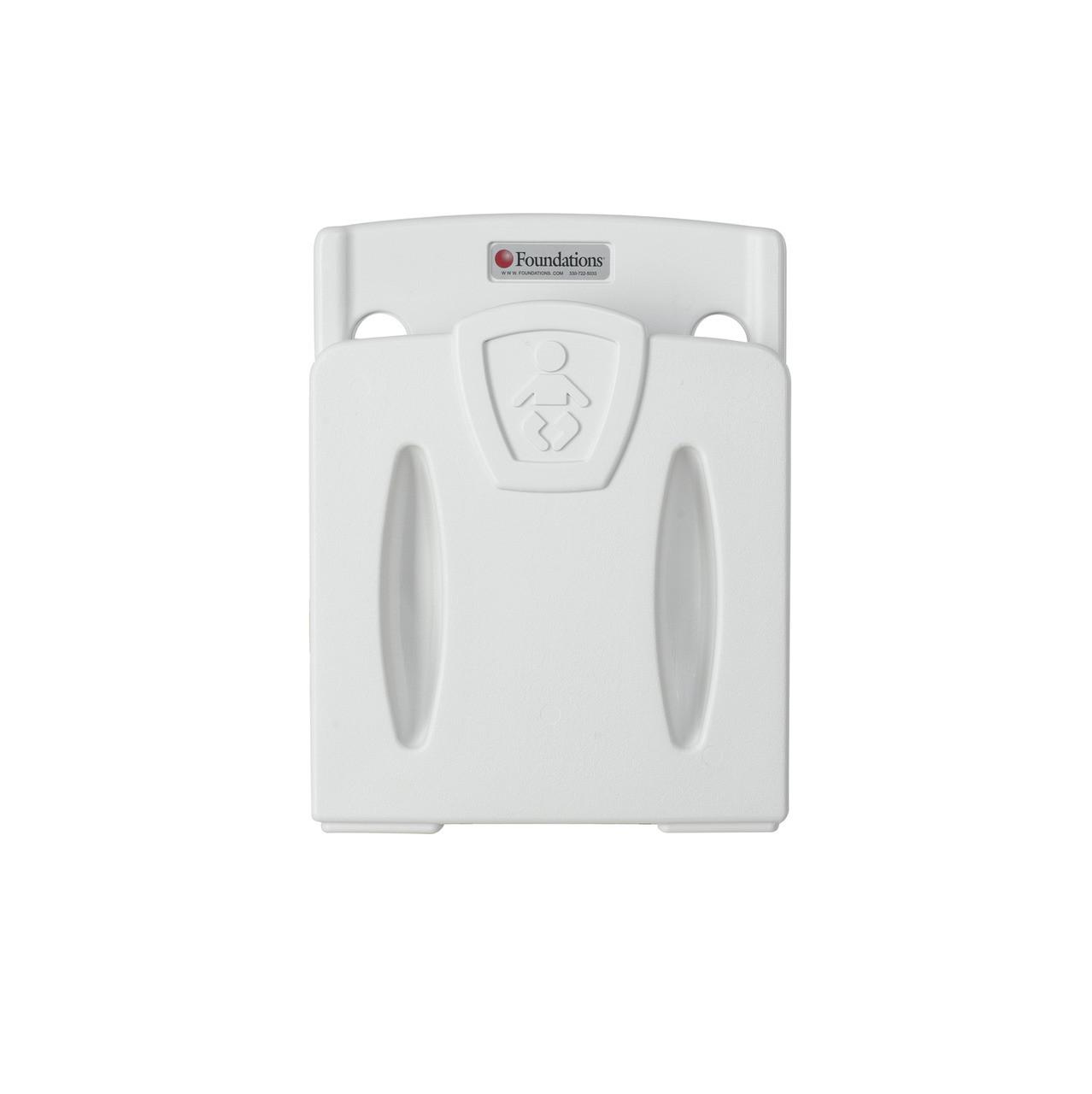 Foundations® 5806086 - Polyethylene Toddler Wall Seat