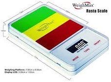Weighmax Pocket Scale - RA-650/0.1 Rasta