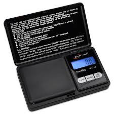 Weighmax Pocket Scale - SM-650/0.1