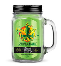 Beamer Smoke Killer Collection 12oz Candle - Cannabis Killer Scent