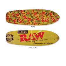 Raw Cruiser Skateboard Deck