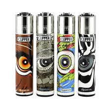 Clipper Lighter - Animals 21 Design