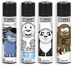 Clipper Lighter - Bears Design