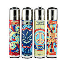 Clipper Lighter - The 60's Design