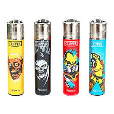 Clipper Lighter - Zombie Nation Design