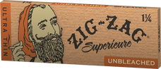 Zig Zag 1 1/4 Size Unbleached Rolling Paper