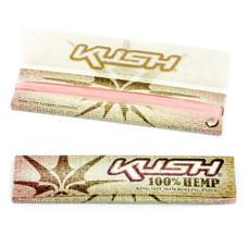 Kush King Size Pink Hemp Rolling Papers