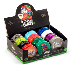 Chong's Choice 3-Piece 63mm Acrylic Grinder