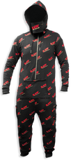 Raw Onesie - Black Color