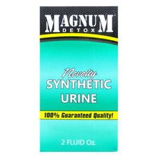 Magnum Synthetic Fetish Urine - 2oz