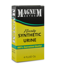 Magnum Synthetic Fetish Urine - 4oz