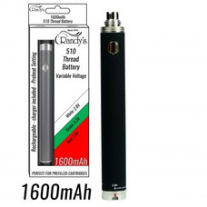 Randy's 510 Thread Vaporizer Battery - 1600 mAh