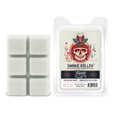Beamer Candle Co. Smoke Killer Collection 2.4oz Wax Drops - 6-Count Pack - Smoke Killer Scent