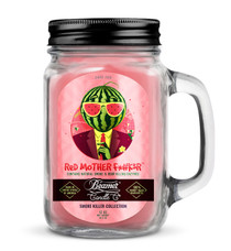Beamer Smoke Killer Collection 12oz Candle - Red Mother F*#k3r Scent