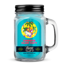 Beamer Smoke Killer Collection 12oz Candle - Caribbean Island Party Scent
