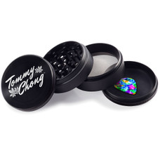 Chong's Choice 4-Piece 63mm Grinder - Name Design