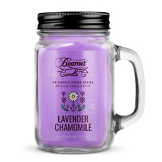 Beamer Aromatic Home Series 12oz Candle - Lavender Chamomile