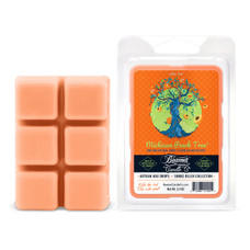 Beamer Candle Co. Smoke Killer Collection 2.4oz Wax Drops - 6-Count Pack - Michigan Peach Tree Scent