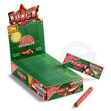 Juicy Jay's Watermelon Flavor 1 1/4 Size Rolling Papers