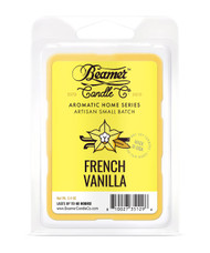 Beamer Candle Co. Aromatic Home Series 2.4oz Wax Drops - 6-Count Pack - French Vanilla Scent