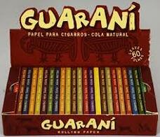 Guarani 1 1/4 Size Rolling Papers