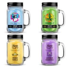 Home Essentials 1 Odor-Killing Candle Bundle
