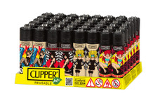Clipper Lighter - Girls 1 Design